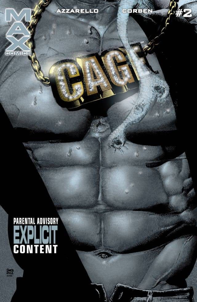 Cage (2002) #2 (of 5)
