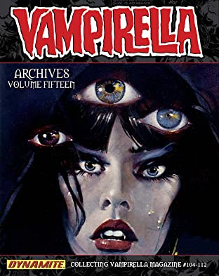 Vampirella Archives Vol. 15