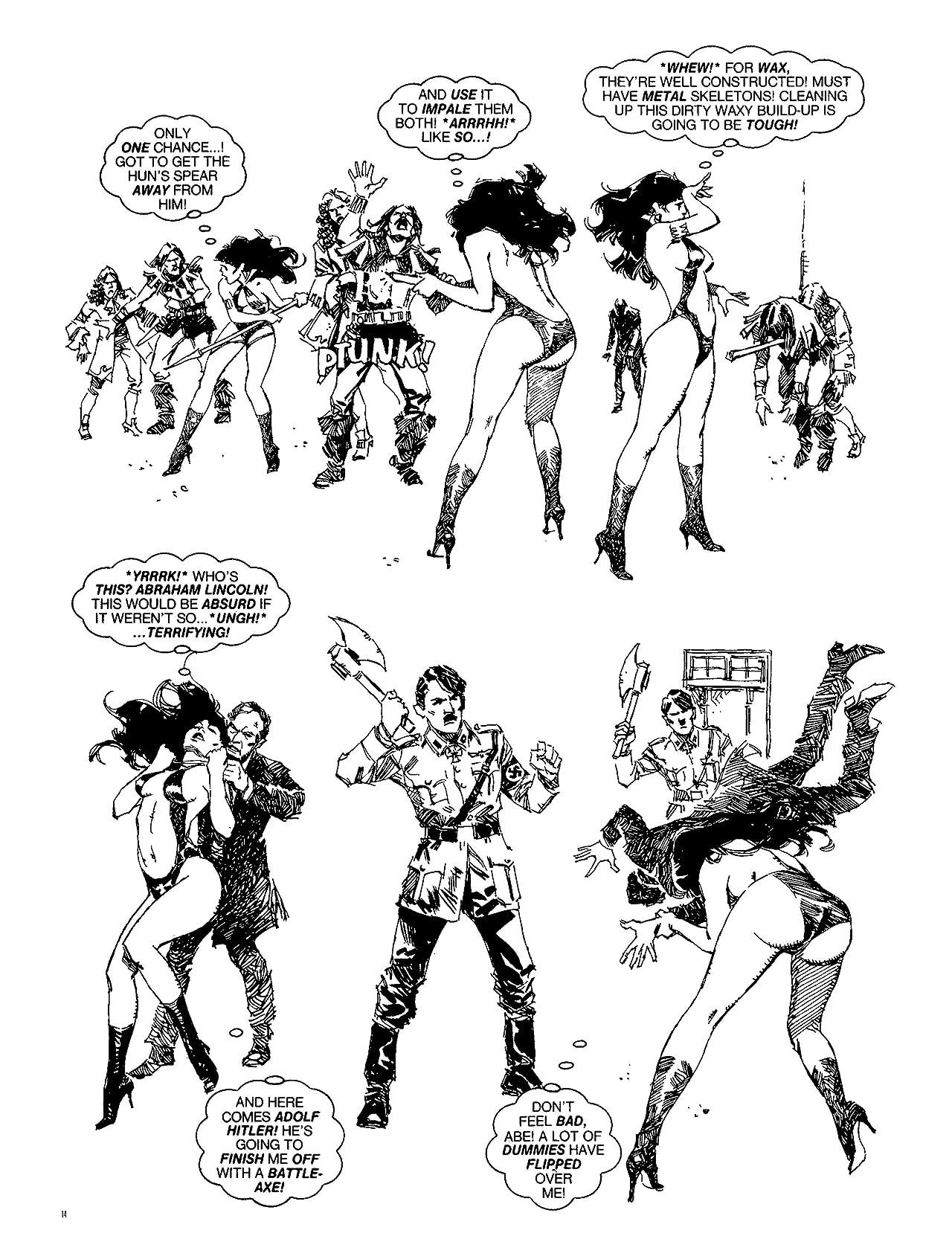 Vampirella Archives Vol. 15