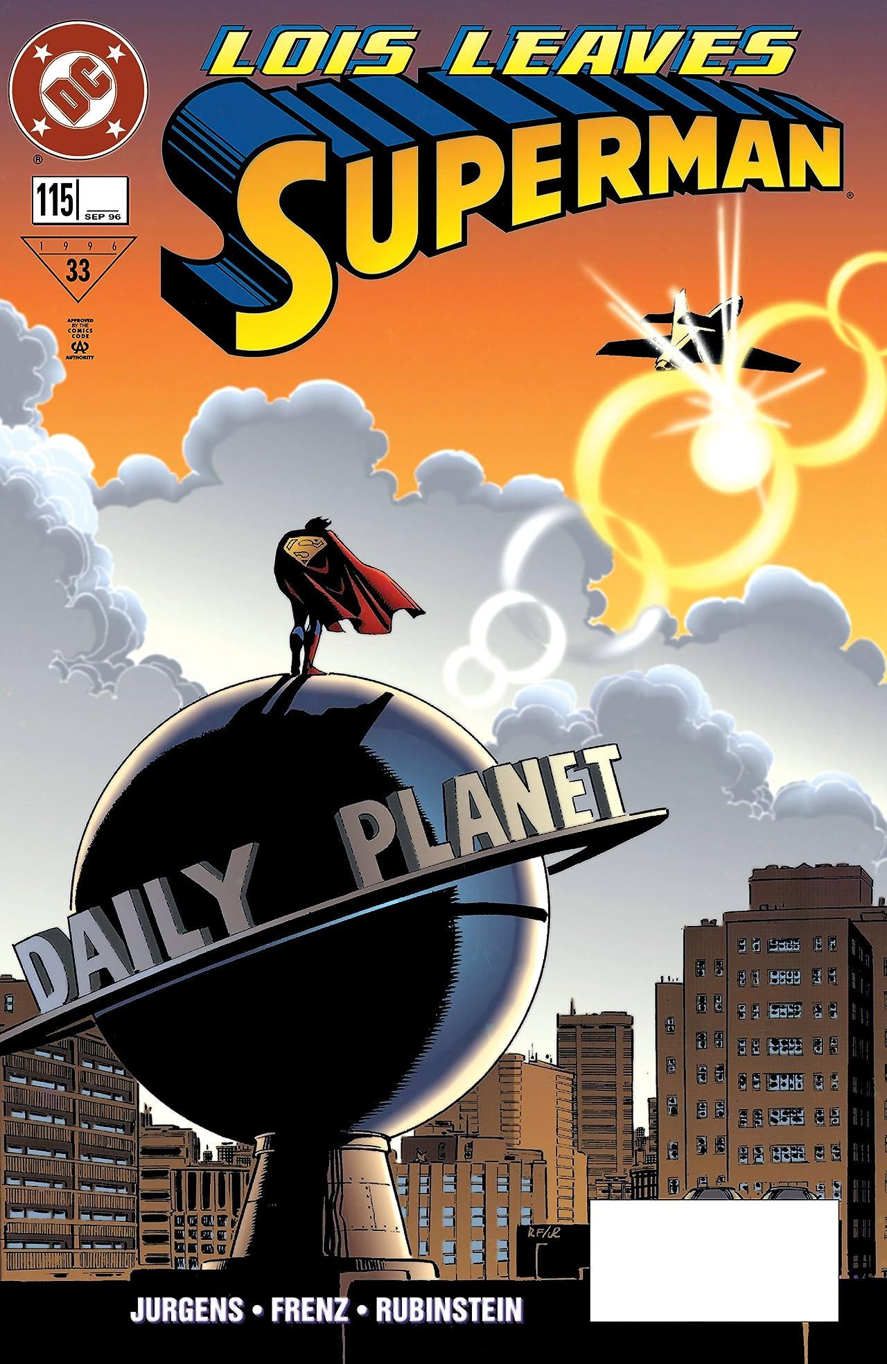 Superman (1987-2006) #115