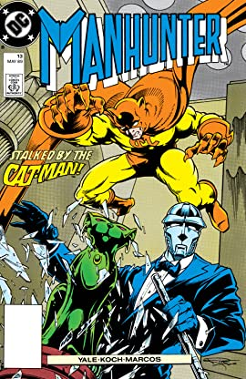 Manhunter (1988-1990) #13