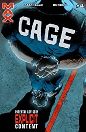 Cage (2002) #4 (of 5)