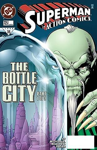 Action Comics (1938-2011) #725