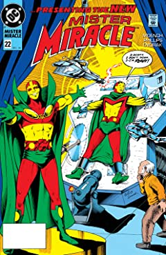 Mister Miracle (1989-1991) #22