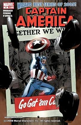 Captain America (2004-2011) #15