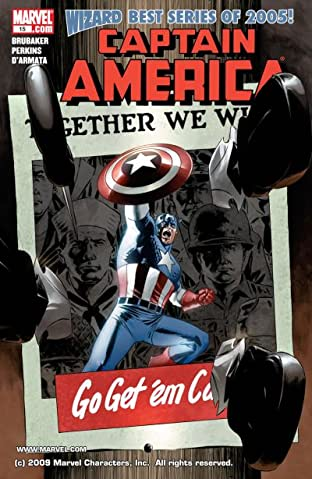 Captain America (2004-2011) No.15