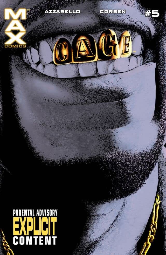 Cage (2002) #5 (of 5)