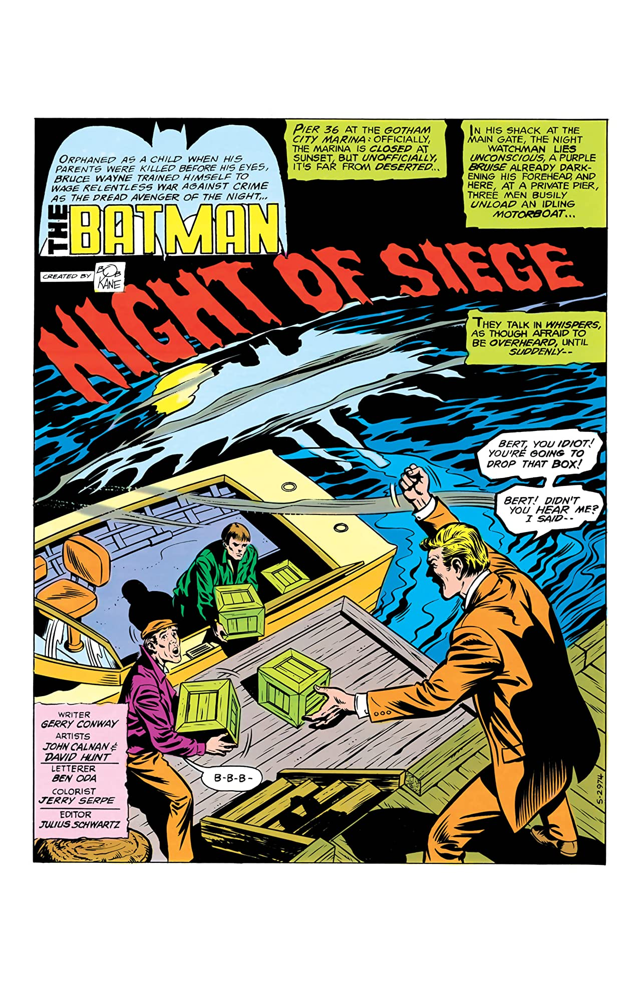 Batman (1940-2011) #306