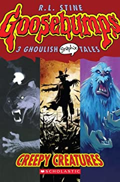 Goosebumps Graphix Vol. 1: Creepy Creatures