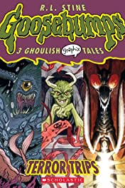 Goosebumps Graphix Vol. 2: Terror Trips