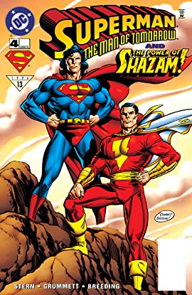 Superman: The Man of Tomorrow (1995-1999) #4