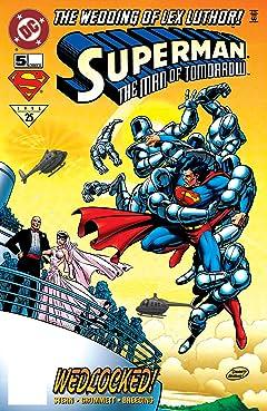 Superman: The Man of Tomorrow (1995-1999) No.5