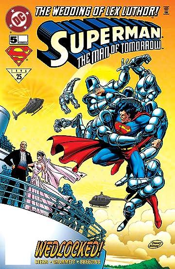 Superman: The Man of Tomorrow (1995-1999) #5