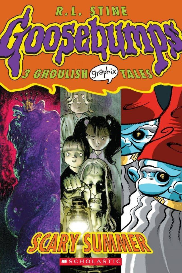 Goosebumps Graphix Vol. 3: Scary Summer