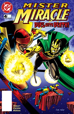 Mister Miracle (1996) #4