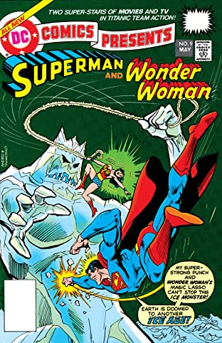 DC Comics Presents (1978-1986) No.9
