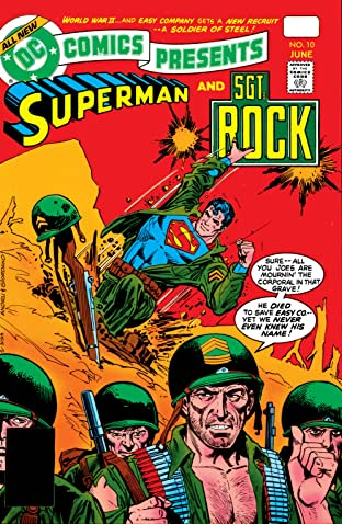 DC Comics Presents (1978-1986) No.10