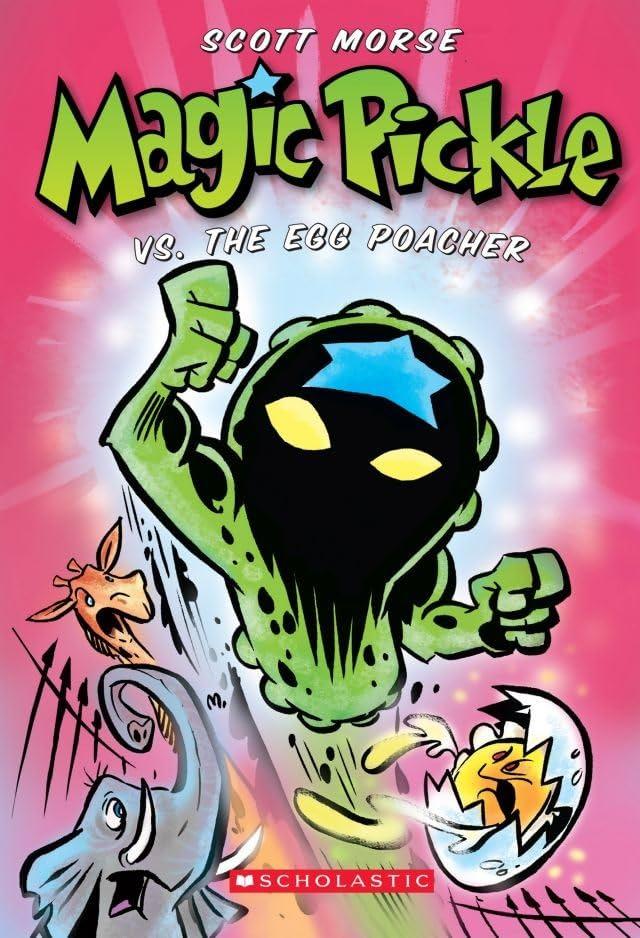 Magic Pickle: The Egg Poacher