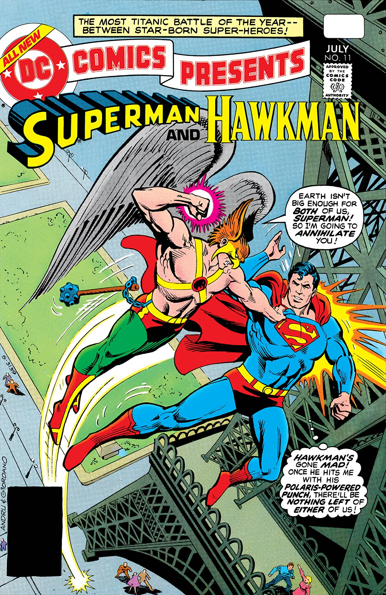 DC Comics Presents (1978-1986) #11