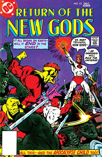 The New Gods (1971-1978) #15