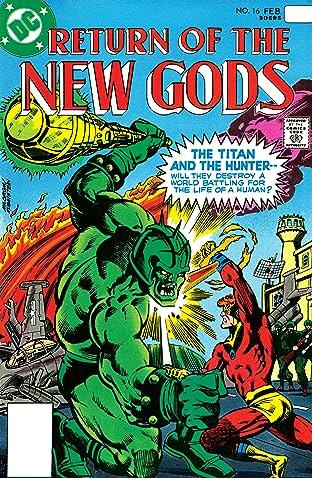 The New Gods (1971-1978) #16