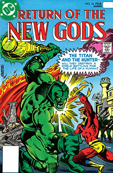 The New Gods (1971-1978) #16