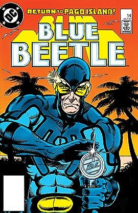Blue Beetle (1986-1988) No.14