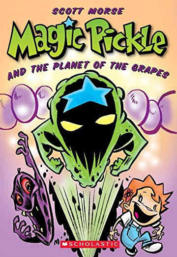 Magic Pickle: The Planet of the Grapes