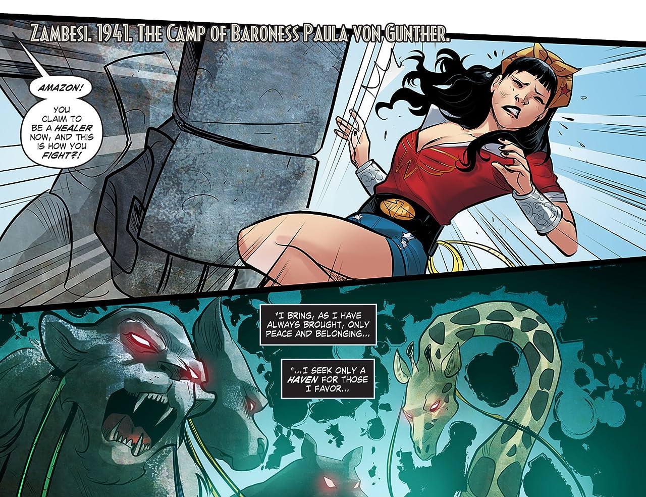 DC Comics: Bombshells (2015-2017) #69