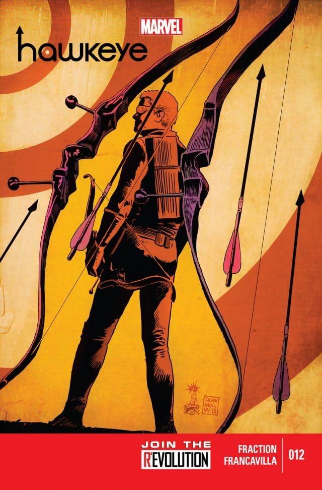 Hawkeye (2012-2015) #12