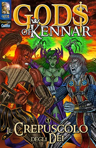 Gods of Kennar - Gli Dei di Kennar #1