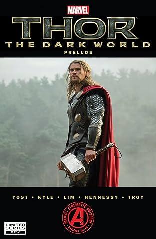 Marvel's Thor: The Dark World Prelude No.2 (sur 2)