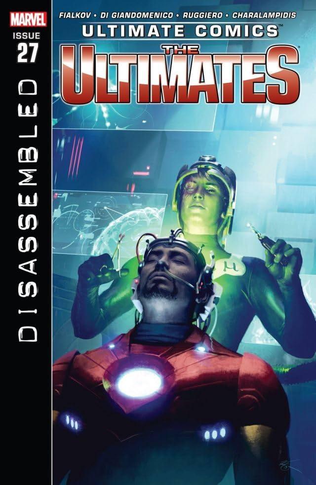 Ultimate Comics Ultimates #27
