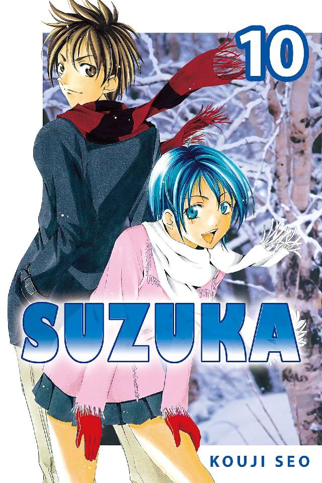 Suzuka Vol. 10
