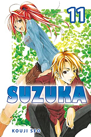 Suzuka Vol. 11