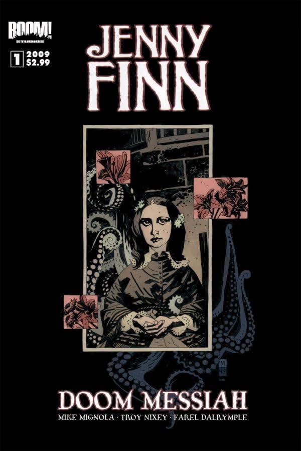 Jenny Finn Doom Messiah #1