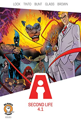 Afterlife Inc. Tome 4 No.1