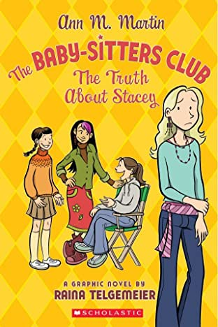 The Baby-Sitters Club Vol. 2: The Truth About Stacey