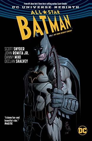 All-Star Batman (2016-) Tome 1: My Own Worst Enemy