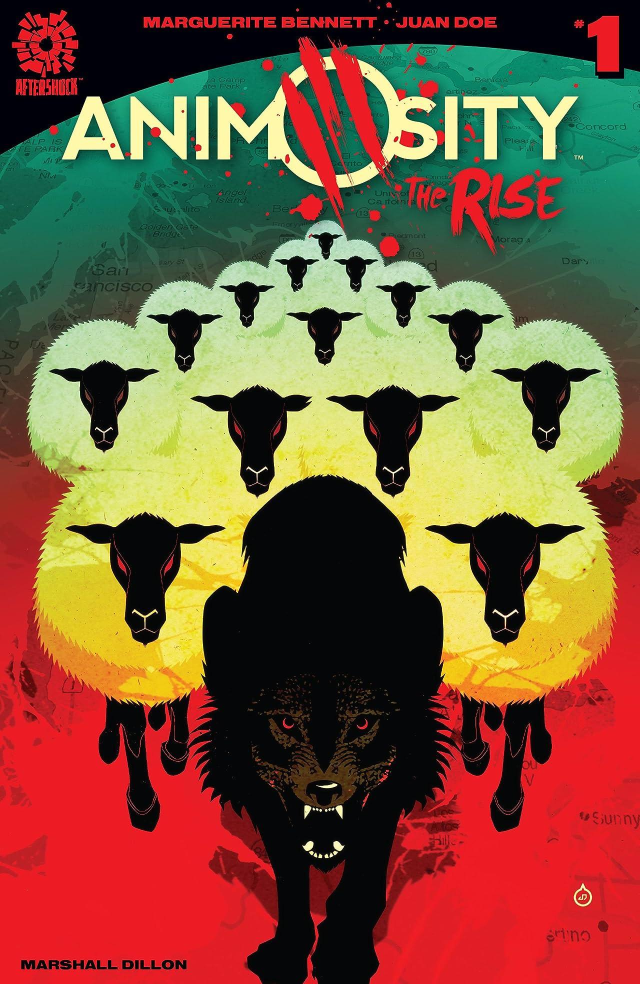 Animosity: The Rise #1