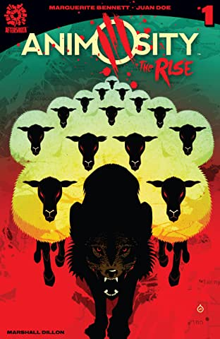 Animosity: The Rise No.1