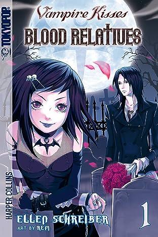Vampire Kisses: Blood Relatives Vol. 1