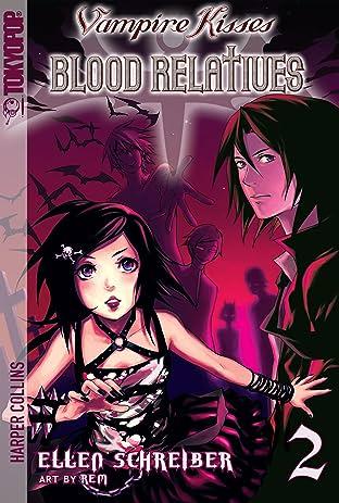 Vampire Kisses: Blood Relatives Vol. 2