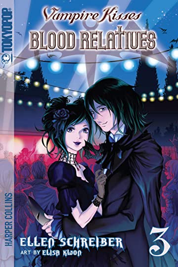 Vampire Kisses: Blood Relatives Vol. 3