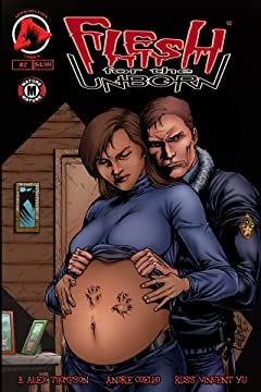 Flesh for the Unborn #02