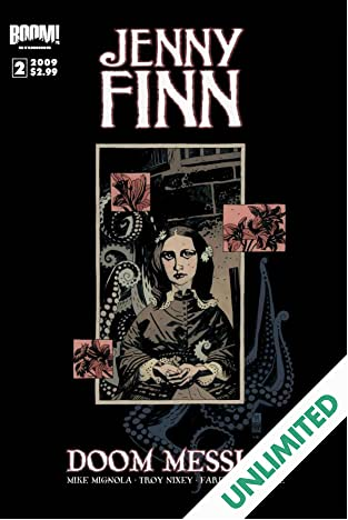 Jenny Finn Doom Messiah #2