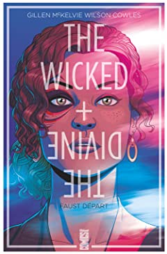 The Wicked + The Divine Tome 1: Faust départ