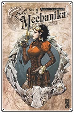 Lady Mechanika Vol. 2: Révélations