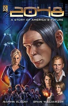 2048 Vol. 1: Story of Americas Future