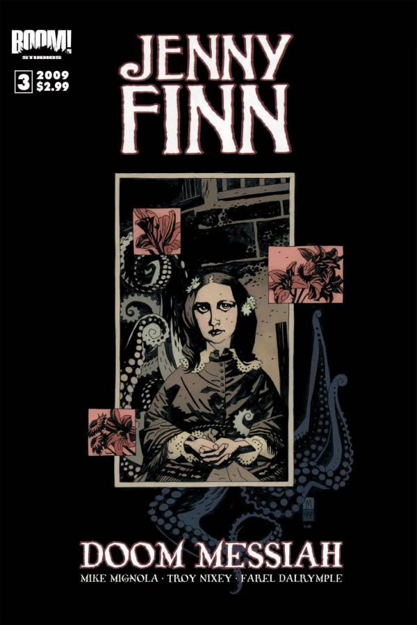 Jenny Finn Doom Messiah #3
